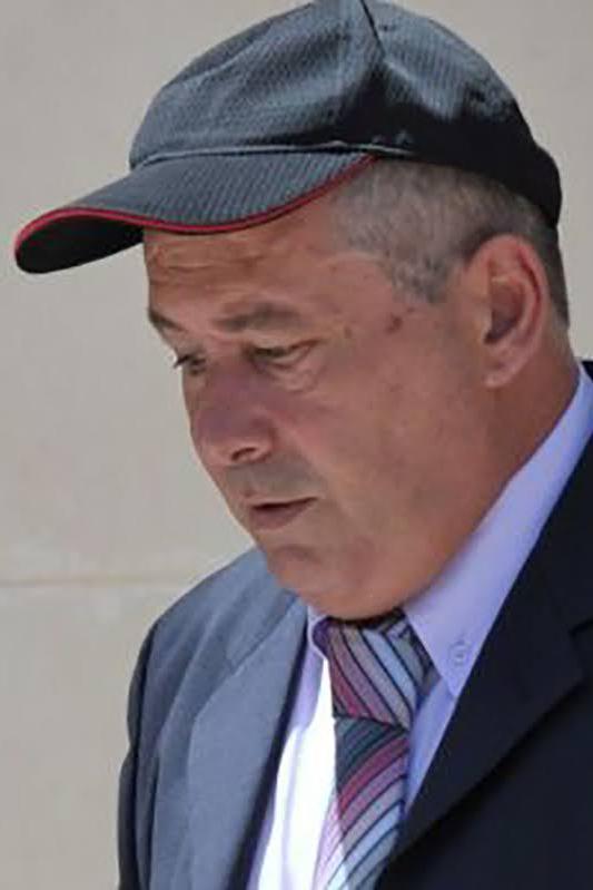 Vince Muscat, known as il-koħħu.