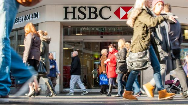 HSBC's UK branch registers record-setting gender pay gap