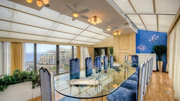 One of the properties exclusively represented by Malta Sotheby's International Realty.