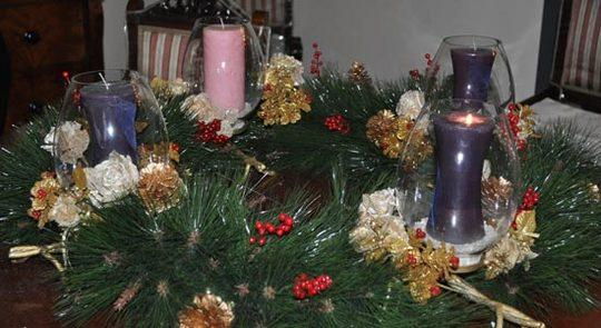 great expectations the four candles of advent. Black Bedroom Furniture Sets. Home Design Ideas