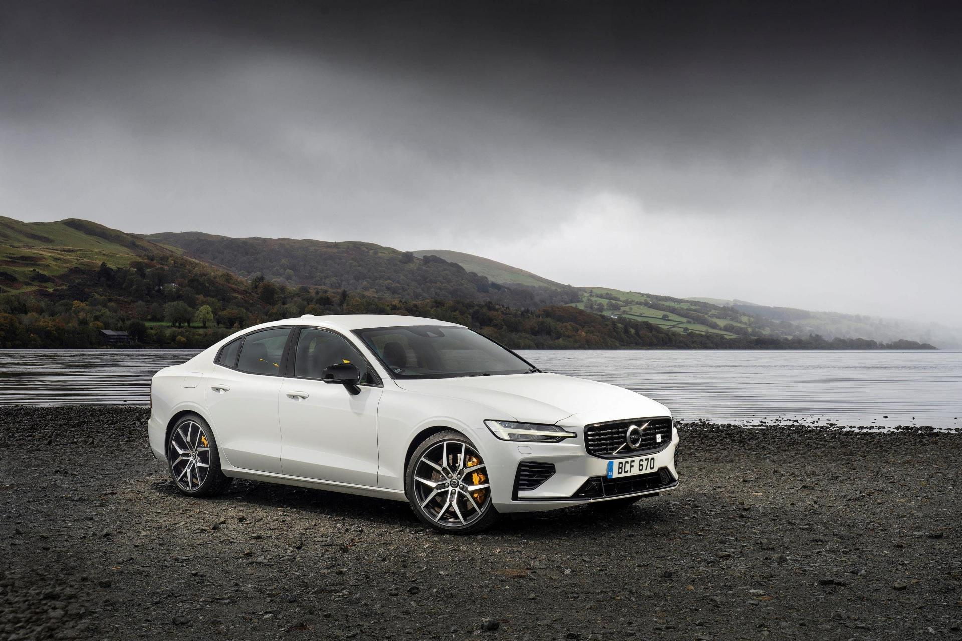 Volvo's S60 is sharper than ever.