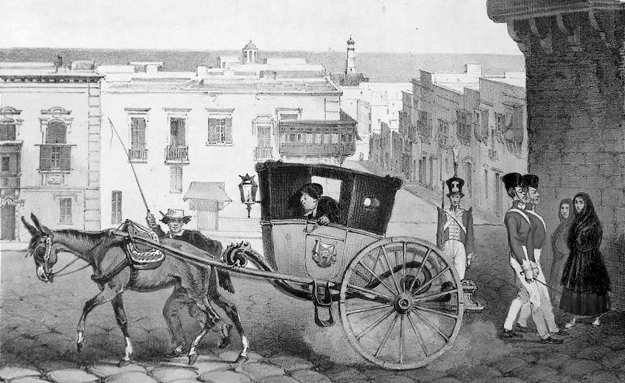 Karozzella, 19th-century