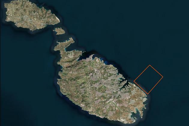 Fresh groundwater observed off coastline between Valletta and Marsascala