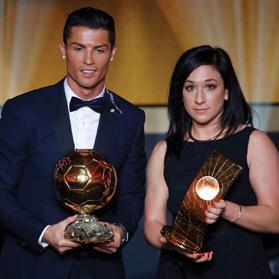 EN IMAGES. Cristiano Ronaldo, Ballon d'or 2013  Le Point