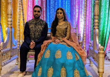 Watch: Muslim marriages in England (ARTE)