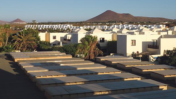 Cesar Manrique's legacy is such that there are hardly any high-rise buildings on the island of Lanzarote, and touristic development is rigorously delineated.