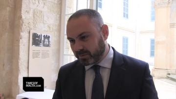 Watch: 'You are not correct': Owen Bonnici insists 17 Black investigations under way | 'You are not correct': Owen Bonnici. Video: Matthew Mirabelli