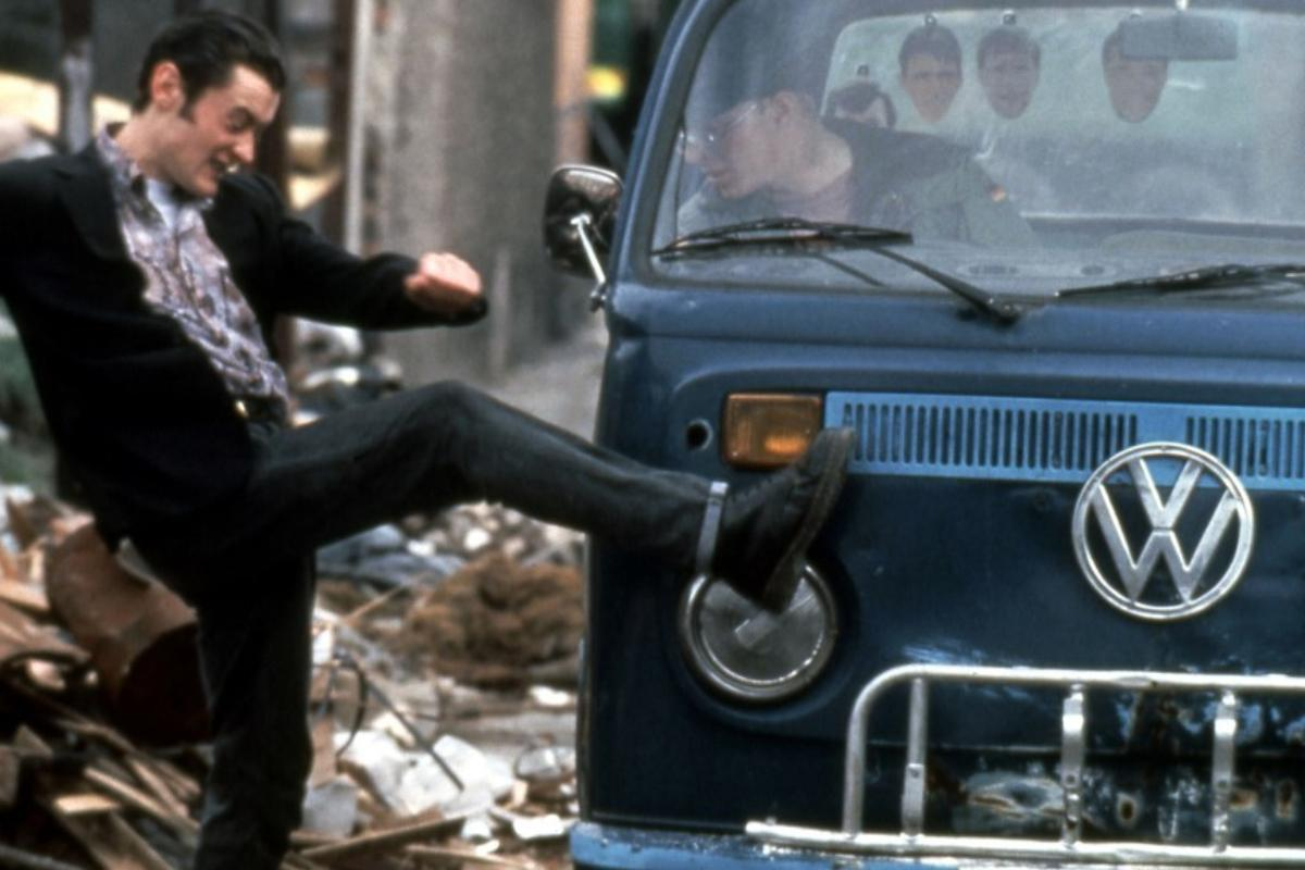 The Committments was one of the many successes by acclaimed director Alan Parker. Photo: AFP