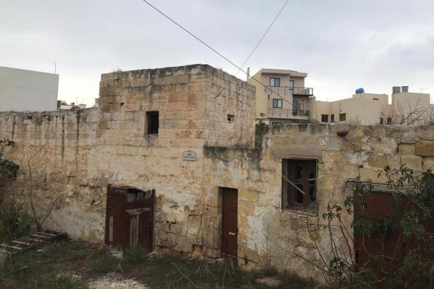 Decision on demolition of 200-year-old Fgura farmhouse postponed