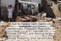 Flooding kills dozens in North Korea, thousands left homeless -Red Cross