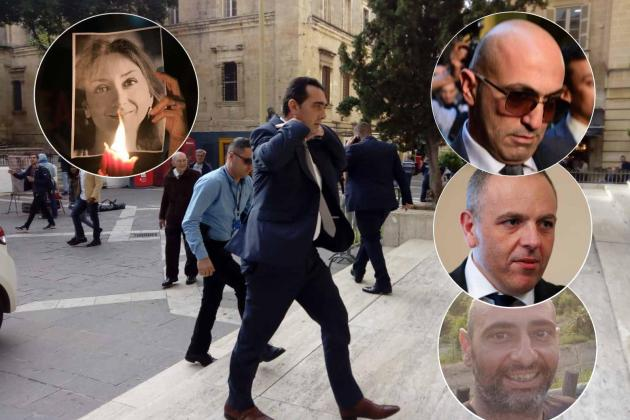 How Melvin Theuma 'arranged' the murder of Daphne Caruana Galizia
