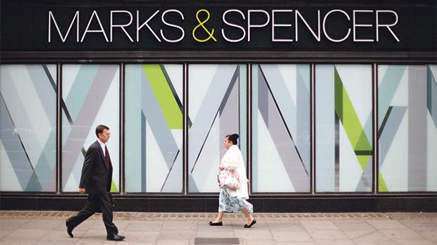 M&S sales fall in first quarter despite Easter boost