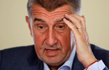 Czech Prime MinisterAndrej Babiš.