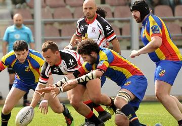 Malta rugby preserve perfect record