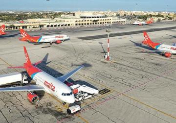 Controllers' strike looms at Air Malta