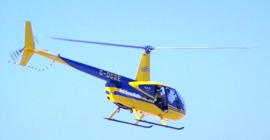 Gozo Helicopter Permit Granted