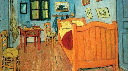 Blog Follows Restoration Of Van Gogh Painting