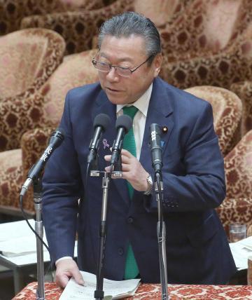 Yoshitaka Sakurada. Photo: AFP