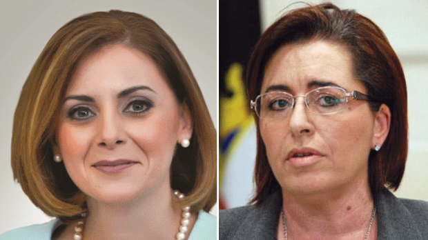 Justyne Caruana (PL) and Claudette Buttigieg (PN) were both reelected.