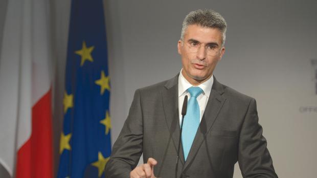 Foreign Minister Carmelo Abela.