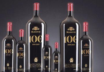 The full range of limited edition premium wines.