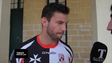 Watch: Resilient Malta top rugby group to move into play-off  | Video: Matthew Mirabelli