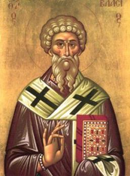 Image result for St. Blaise