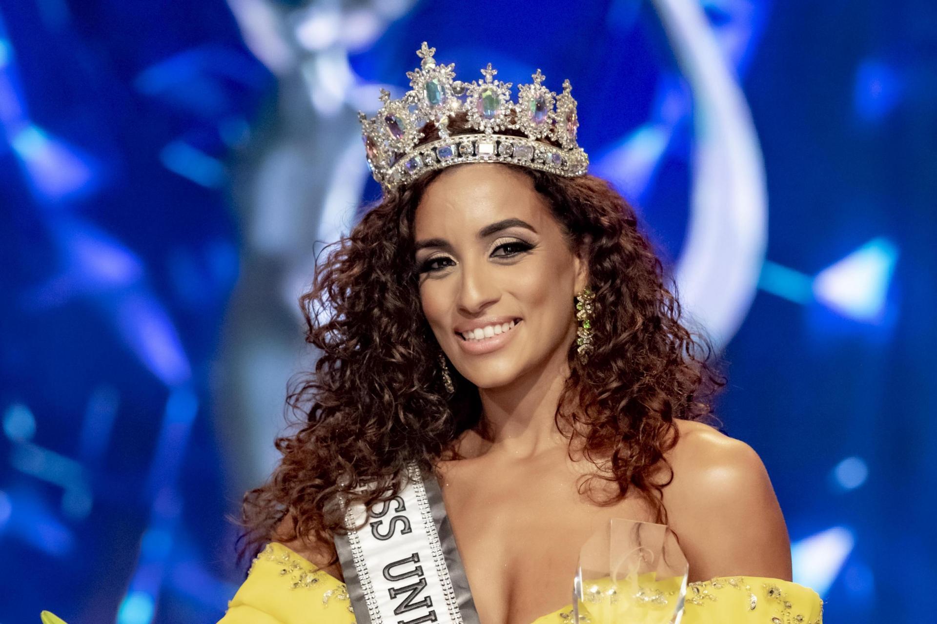 Zammit crowned to represent Malta last August.
