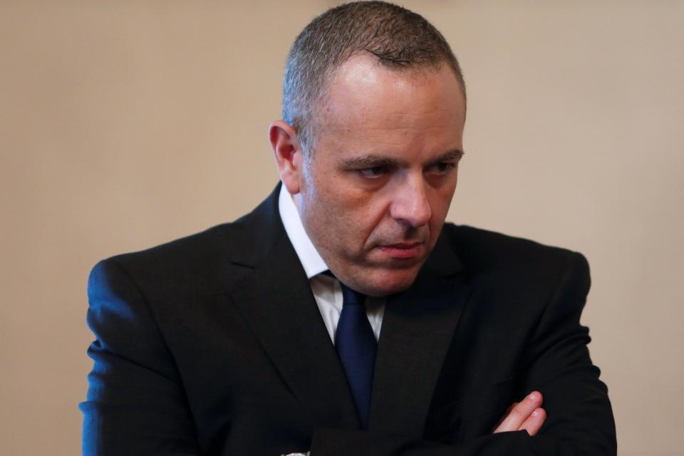 Former Chief of Staff Keith Schembri