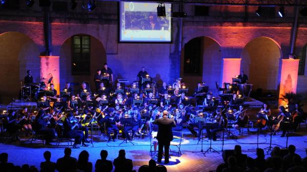 The festival consists of opera, classical music and lighter pop music.