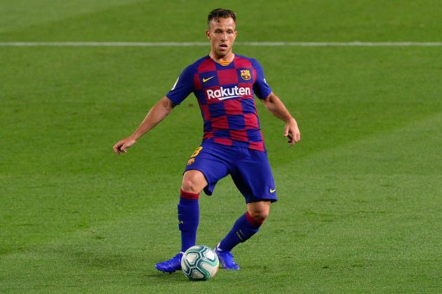 Barca, Juventus confirm Arthur, Pjanic swap deal