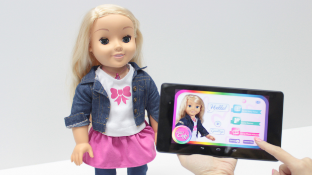 The doll has raised privacy and security concerns.