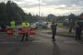 Bus strikes Dutch concert-goers, kills one, wounds three