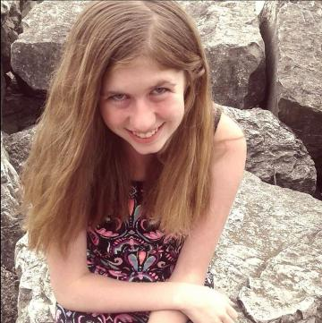 Jayme Closs. Photo: AFP, Barron County Sheriff's Department