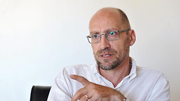 Former FIAU manager Jonathan Ferris