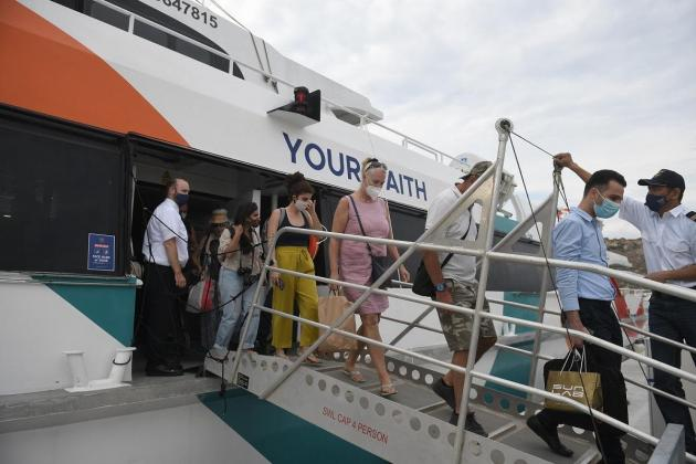 Watch: Two fast ferry services to Gozo. How do they compare?