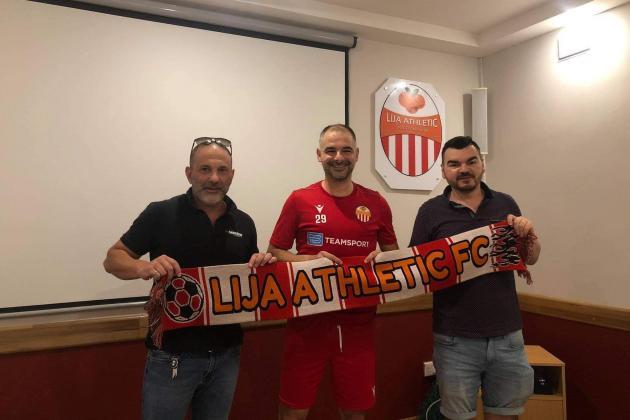Antignolo returns to Lija Athletic