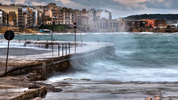 Buġibba. Photo: Joe Muscat