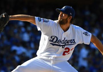 Watch: Kershaw's strong outing lifts Dodgers to 3-2 NLCS lead