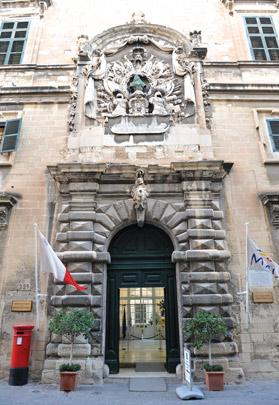 Auberge d'Italie will house the Museum of Fine Arts. Photo: Chris Sant Fournier