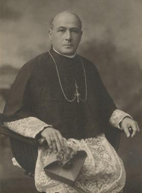 Archbishop Mauro Caruana. Photo: Giuseppe Felici, Rome