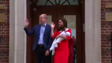 It's a boy: Kate, wife of UK's prince William, gives birth