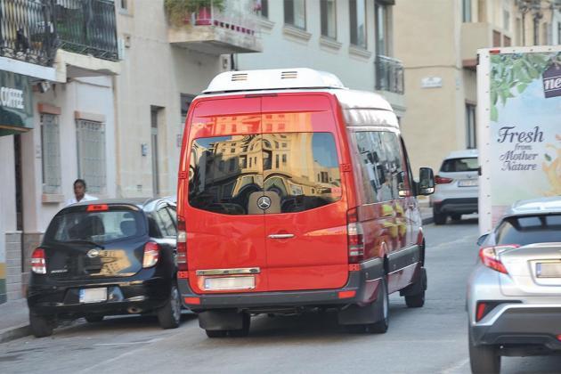 Minister mum on use of school mini-buses amid COVID-19 concerns