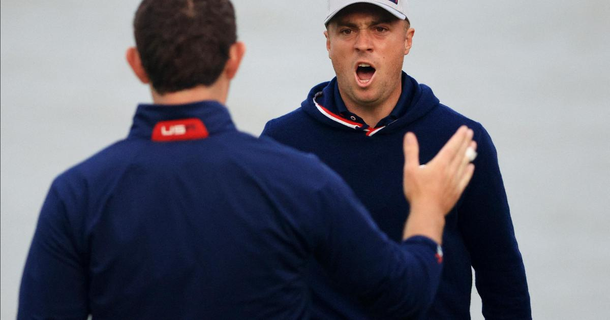Europe vows fightback at Ryder Cup after dismal day one