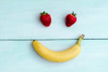 Eating more fruit and vegetables linked to better mental well-being