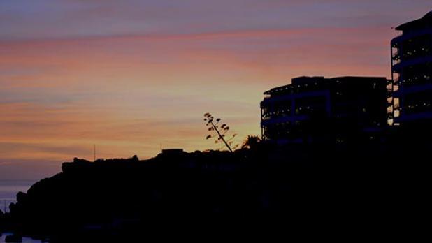 Sunset at Golden Bay. Photo: Dennis Schembri