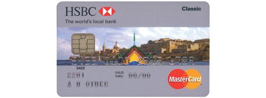 how to change pin number hsbc credit ccard