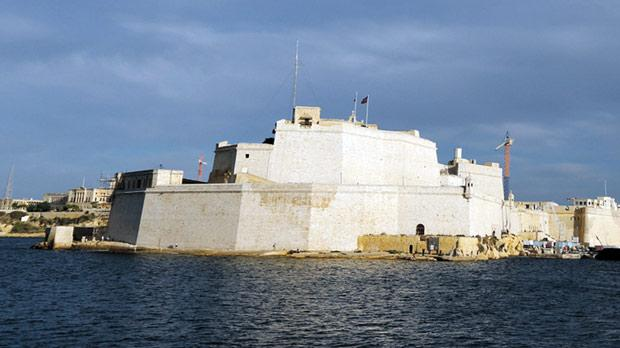 The Castrum Maris (Fort St Angelo) in the maritime city of Vitttoriosa, the embodiment of Maltese history, an enclave of medieval power, haughtiness and rapacity. Photo: Darrin Zammit Lupi