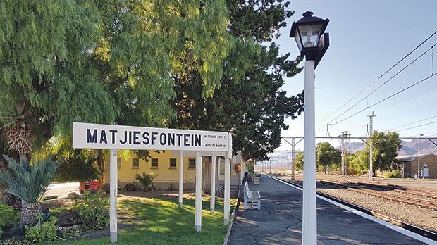 The Great Karoo Majiesfontein.