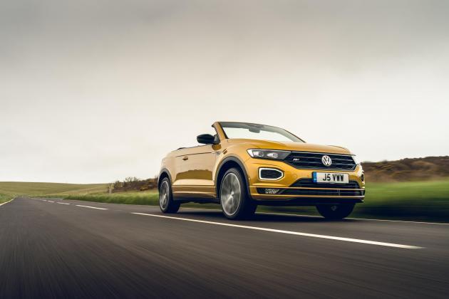 Volkswagen T-Roc Cabriolet is great alternative to drop-top norm